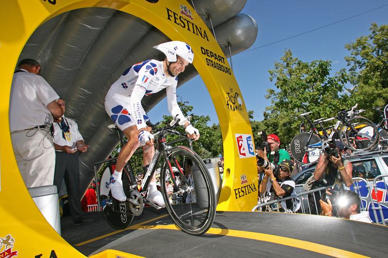 Benoit Vaugrenard Tour de France