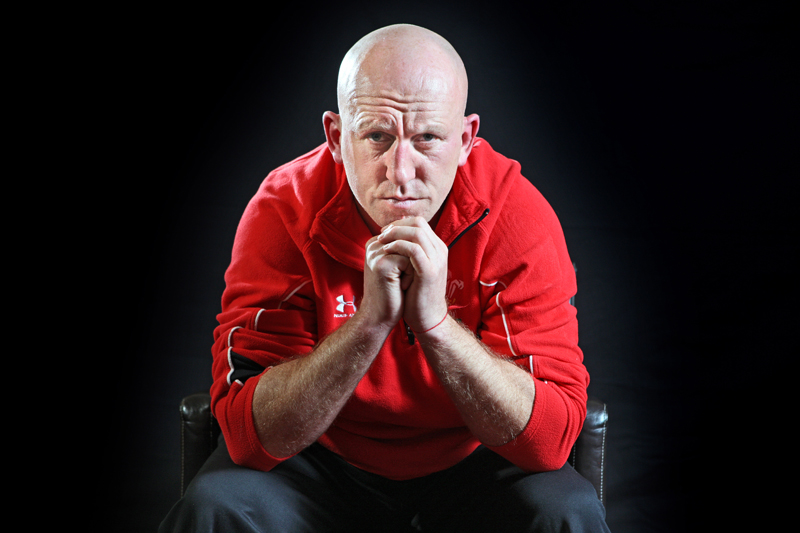 Shaun Edwards Wales Rugby Coach