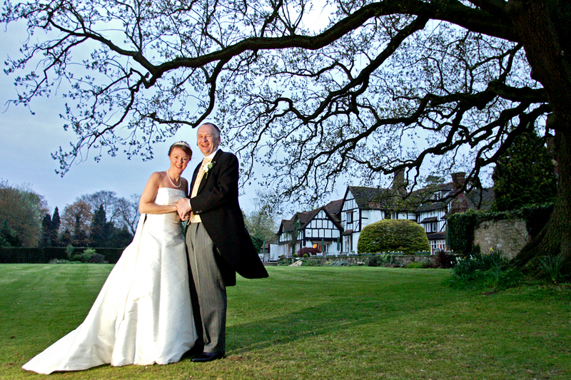 Bespoke wedding photography