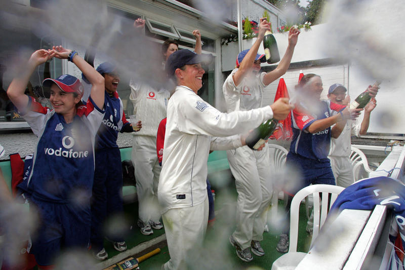 Womens Test Cricket